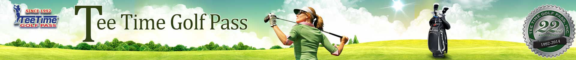 Tee Time Golf Pass Coupon Code & Deals currently has coupon_count active coupons. Today's top coupons: Get 60% Off Sitewide At Tee Time Golf Pass Coupon Code & Deals. Use Tee Time Golf Pass Coupon Code & Deals coupons to save on Tee Time Golf Pass Coupon Code & Deals purchase in Entertainments/5(55).