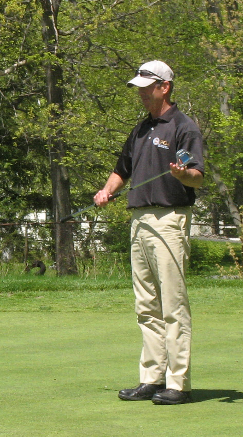Mellet Named Section S Top Professional Capital Area Golf